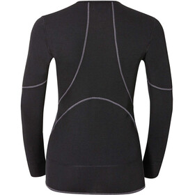 Odlo X-Warm Shirt L/S Crew Neck Women black